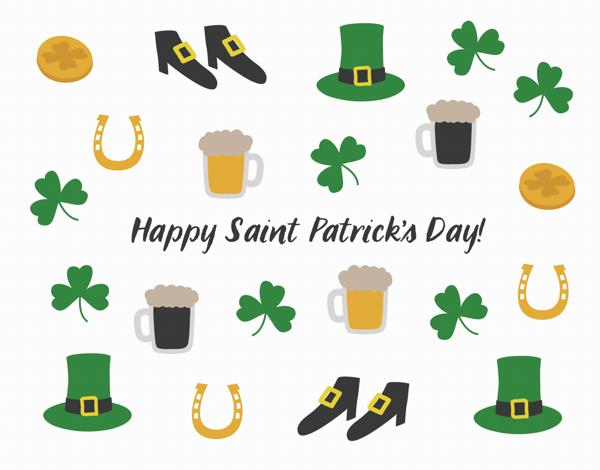 St. Patrick's Pattern