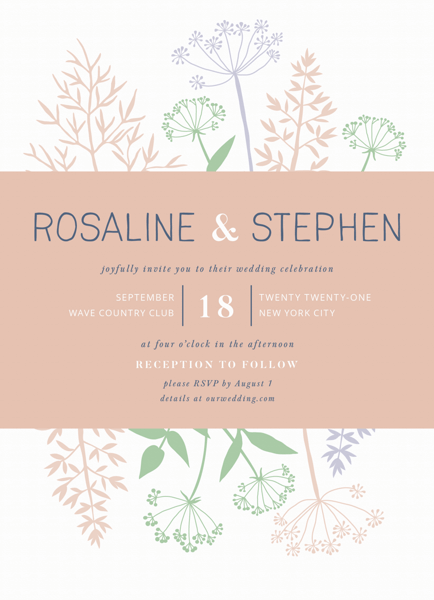 Ferns Invite