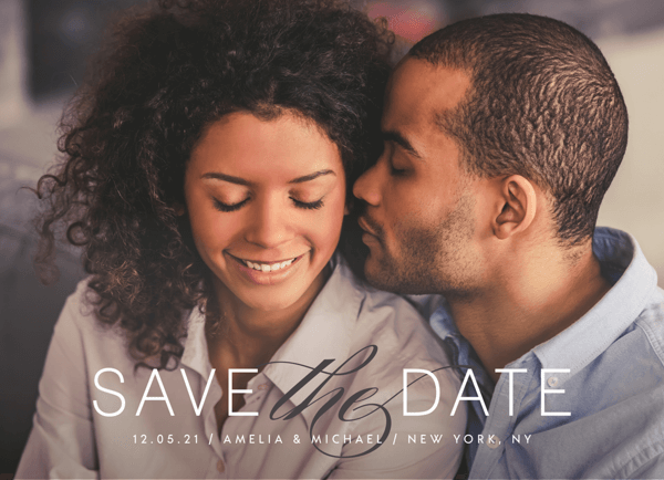 Quill Save The Date