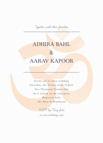 Om Invite