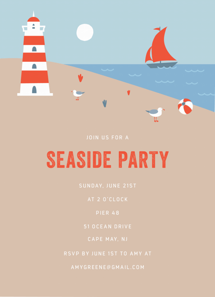 Seaside Party