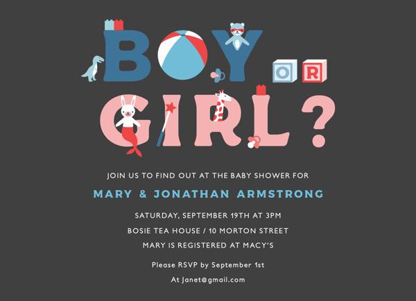 Boy Or Girl Nursery