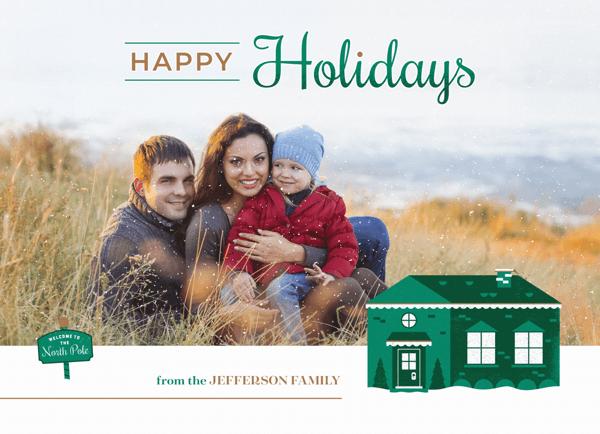 north-pole-photo-holiday-card