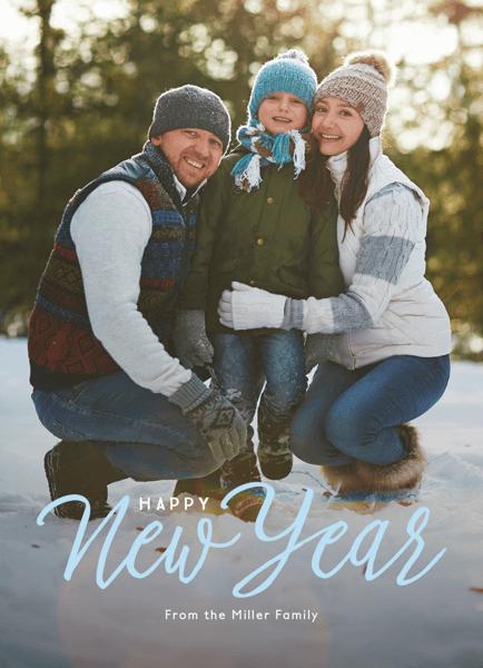 Frosty New Year