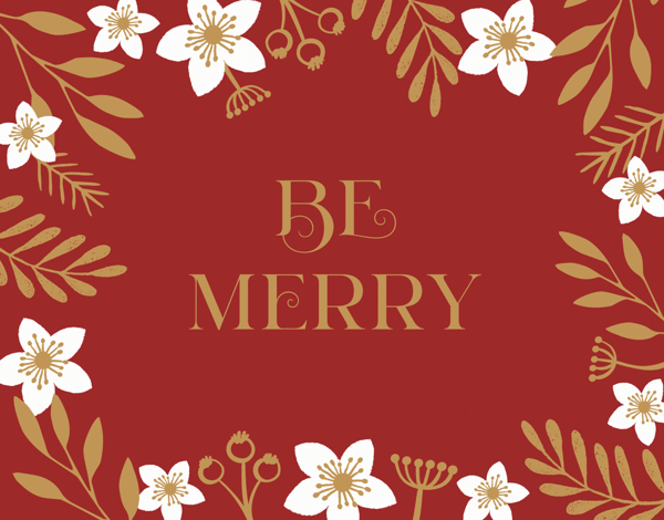 Classic Be Merry