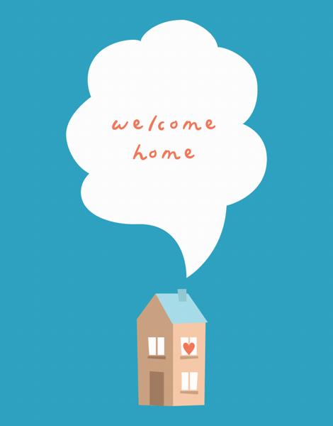 Welcome Home Cloud