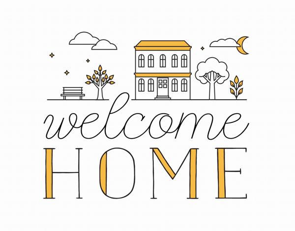 Welcome Home Neighborhood