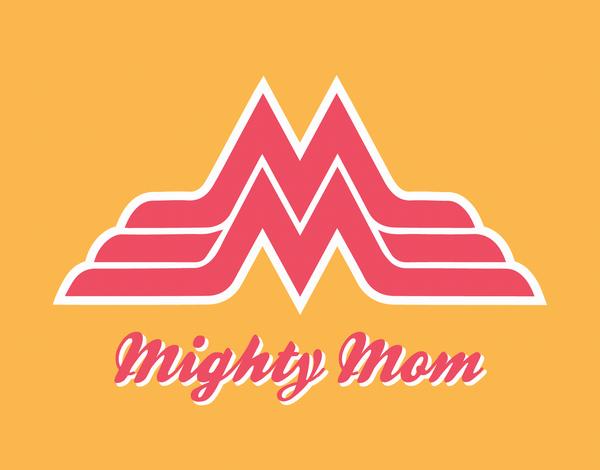 Mighty Mom Card