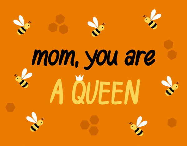 Queen Bee Mom