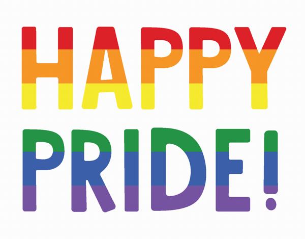 Happy Pride!