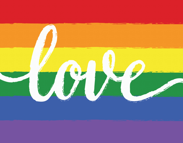 Rainbow Love Script