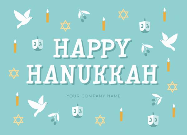 Hanukkah Icons