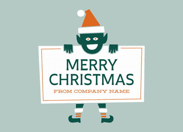 Happy Elf