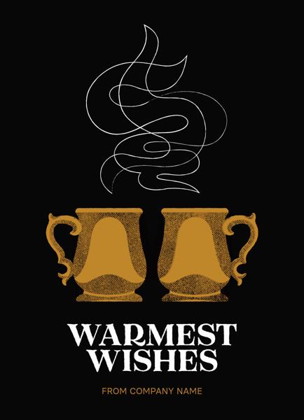 Warmest Wishes Mugs