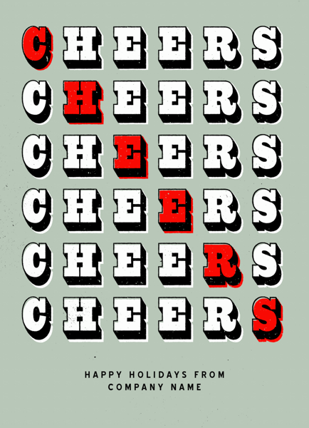 Graphic Cheers