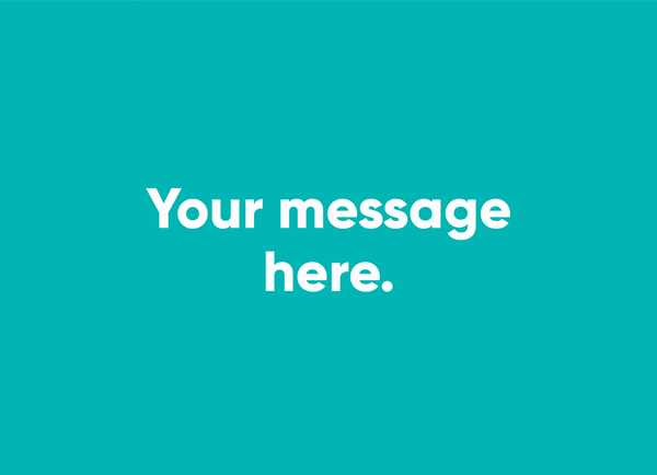 Custom Your Text Here