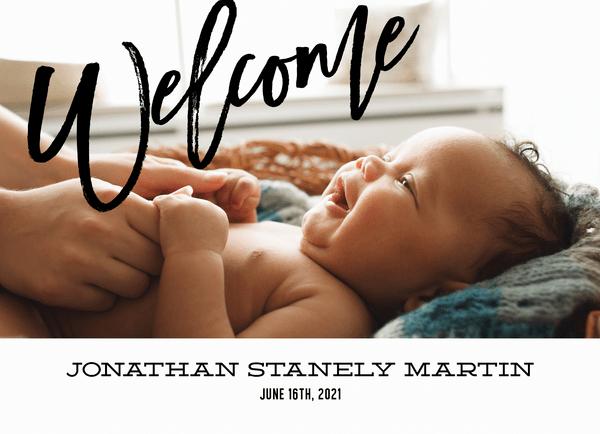 Big Welcome