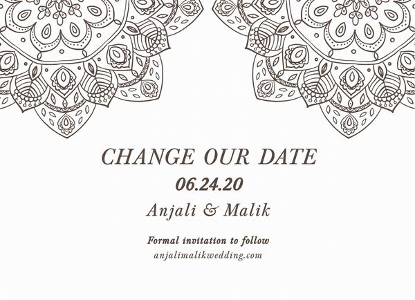 Henna Change The Date
