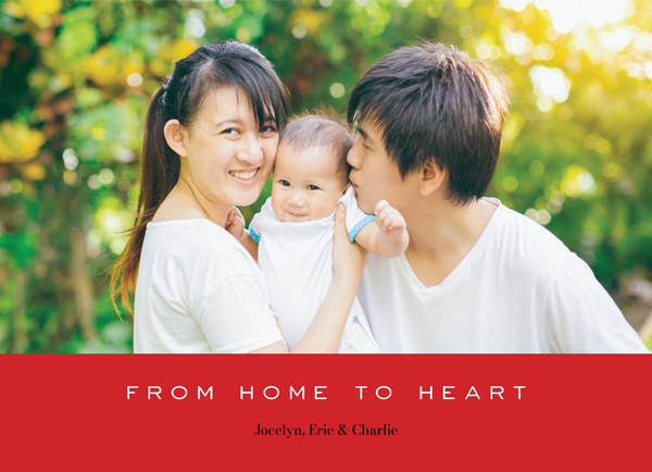 From Home To Heart
