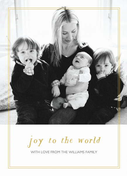 Simple Joy To The World