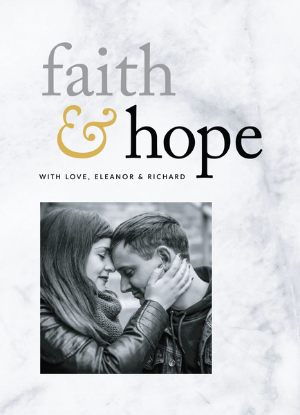 Faith And Hope
