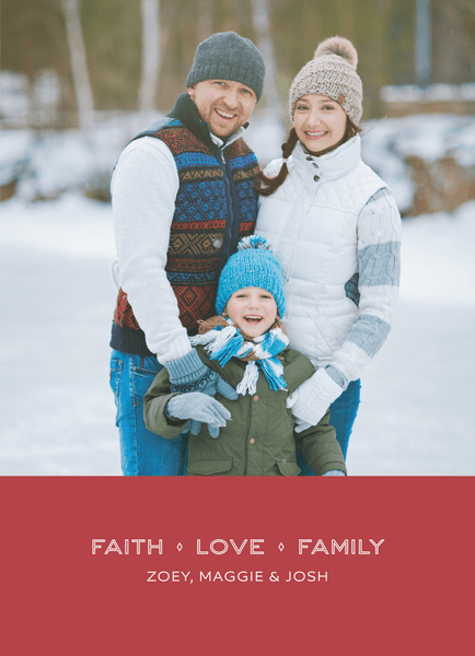 Faith Love Family