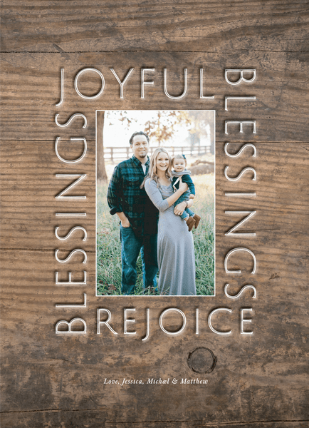 Joyful Blessing