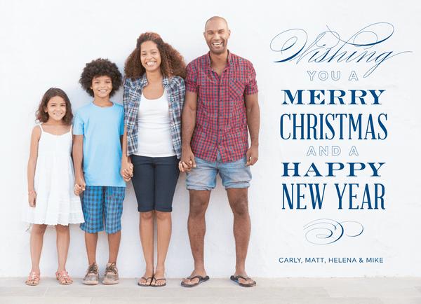 Wishing You Happy Holidays
