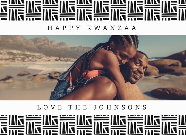 Festive Kwanzaa Pattern