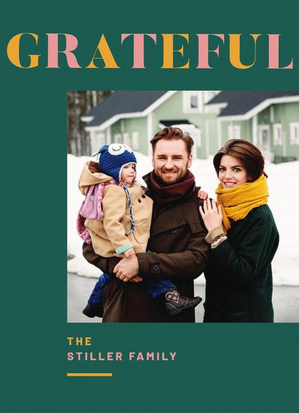 Green Grateful