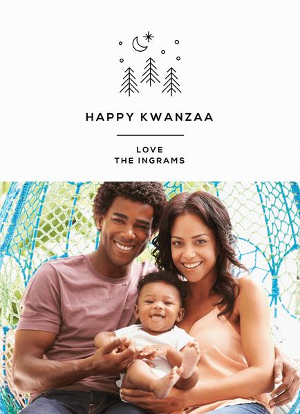 Scenic Kwanzaa