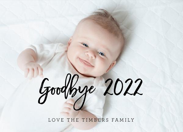 Goodbye 2020 Script