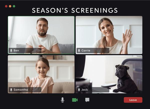 Season's Screenings