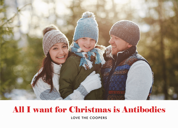 Christmas Antibodies