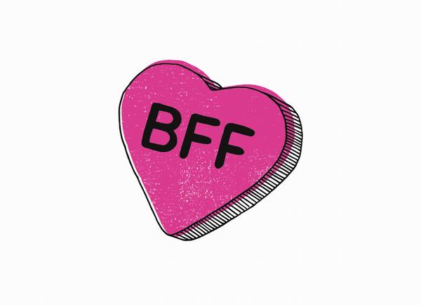 BFF Heart
