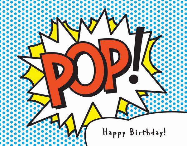 Pop Birthday