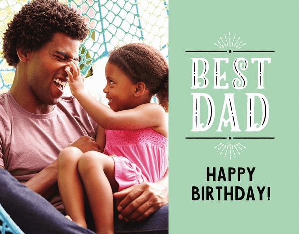 Best Dad Birthday