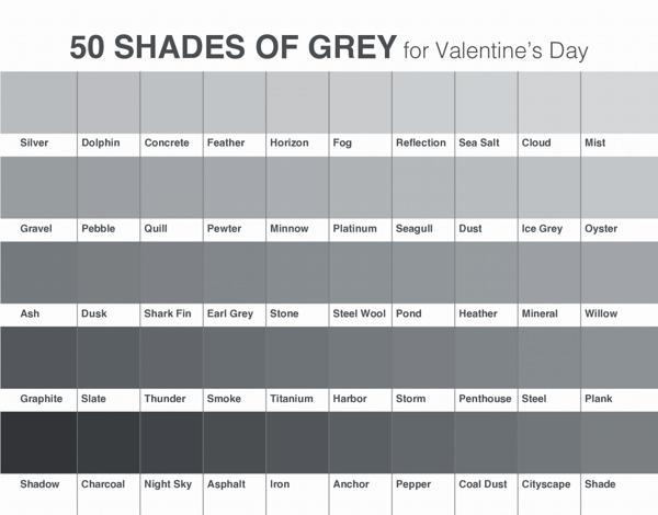 50 Shades Valentine's Card