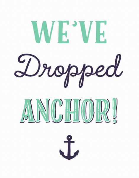 Anchor Change of Address Announcement