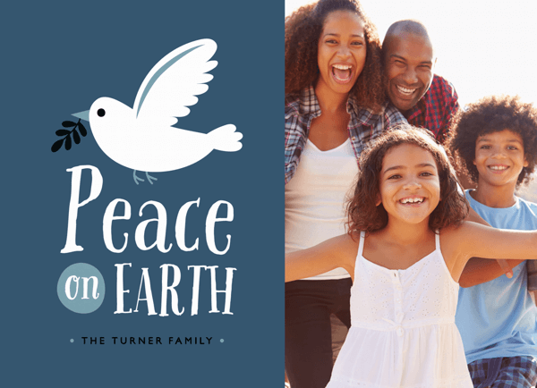 Peace On Earth Dove
