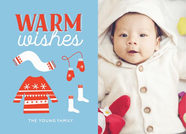 Winter Warm Wishes