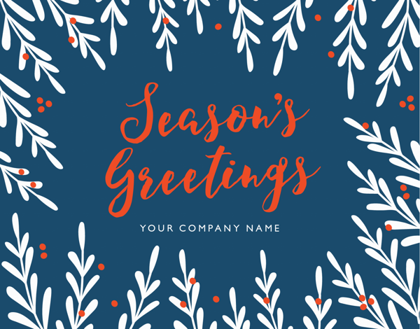 company season's greetings