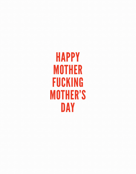 MF Mother's Day