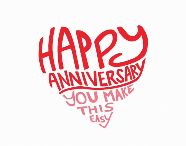 Easy Anniversary