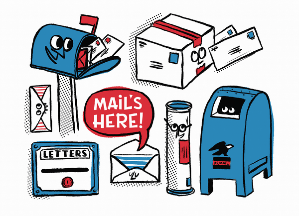 Mail's Here