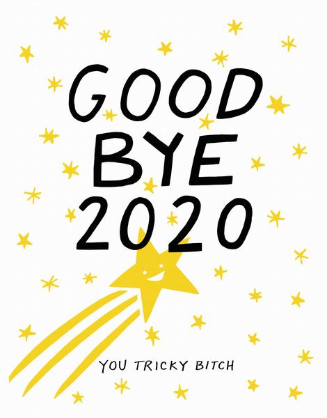 Goodbye 2020