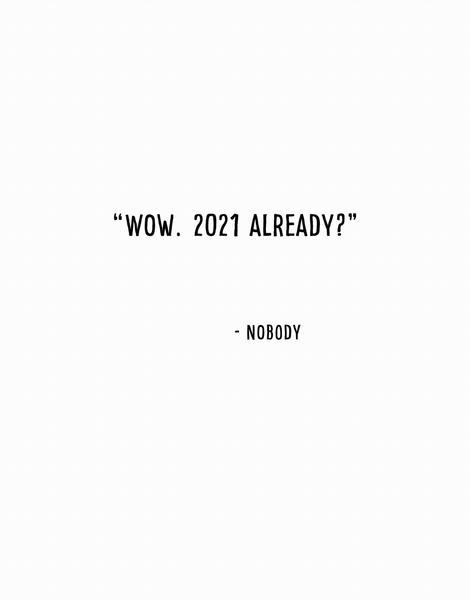 Wow 2021