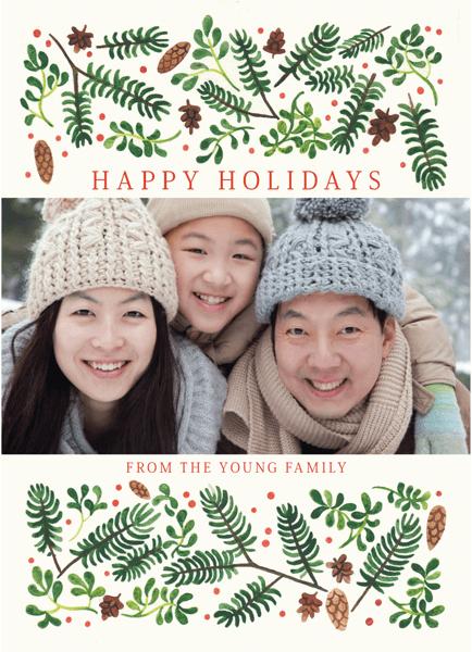 vintage-pinecones-holiday-card