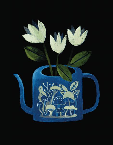 Kettle Vase