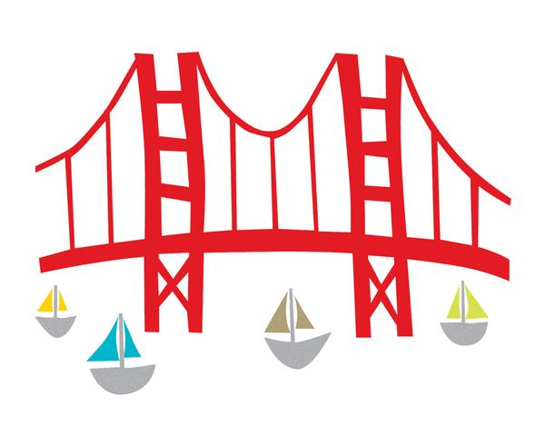 Red Bridge Scenic Stationery